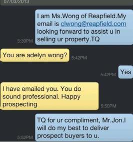 CL Wong testimonial
