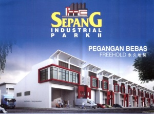 Sepang Industry Factory