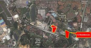 Google Map (G Residences)