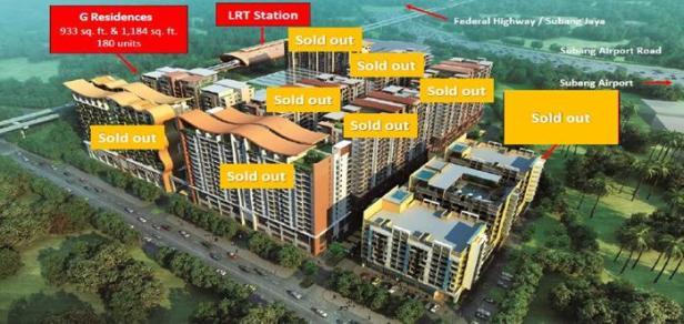 G Residence CL Wong 1