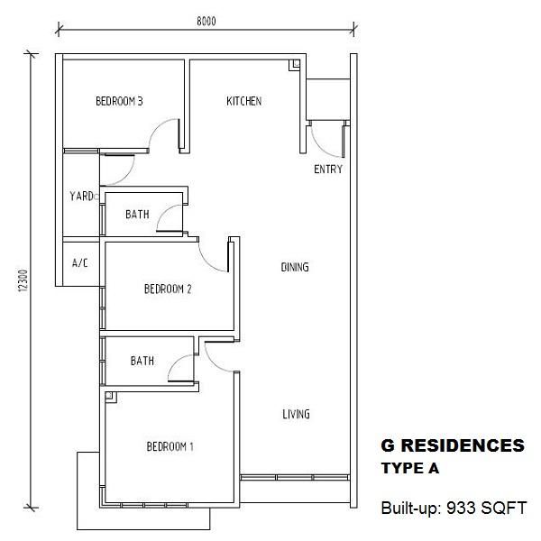 G Residence CL Wong 10