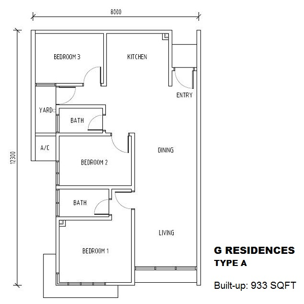 G Residence CL Wong 10