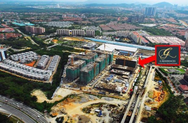 G Residence CL Wong 2