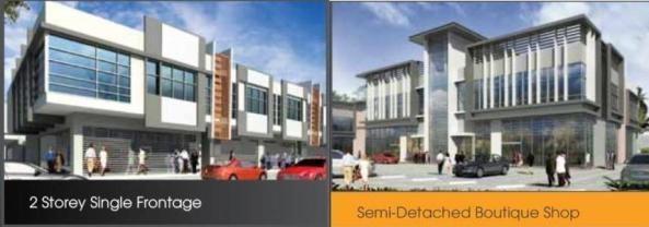 one alam jaya business park 1@bandar puncak alam , CL Wong 017-6846282