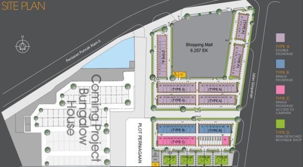 one alam jaya business park 2@bandar puncak alam , CL Wong 017-6846282