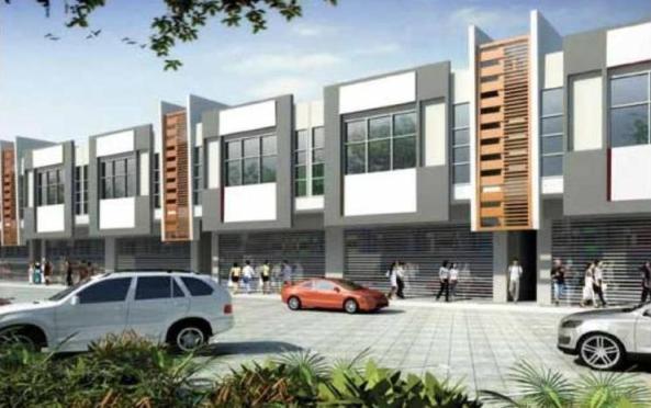 one alam jaya business park@bandar puncak alam CL wong 017-6846282
