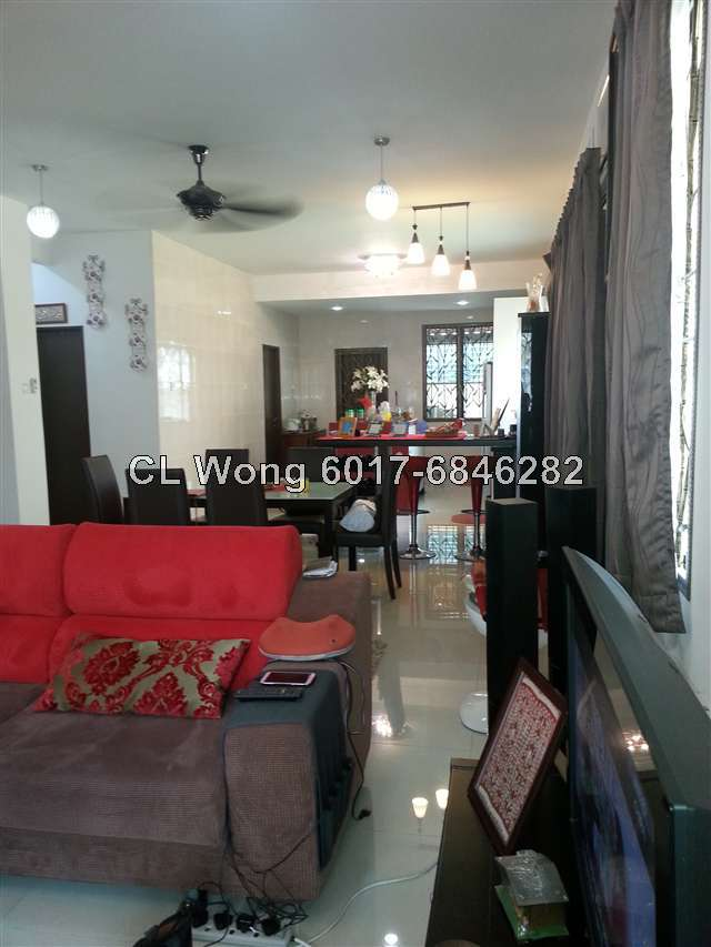 Aman Perdana,Bungalow(SOLD)